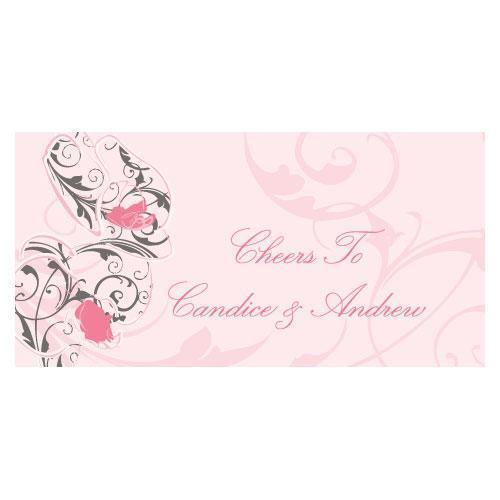 Classic Orchid Small Ticket Plum (Pack of 120)-Reception Stationery-Plum-JadeMoghul Inc.
