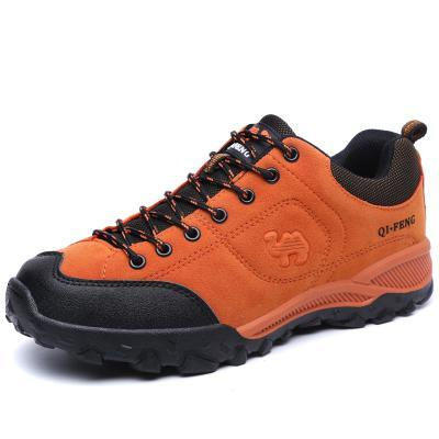 Comfortable Casual Shoes For Men / Breathable Flats For Men-513 Orange-5.5-JadeMoghul Inc.