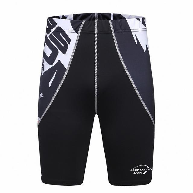 Compression / Fitness Sportswear Set-Model 2 shorts-M-JadeMoghul Inc.