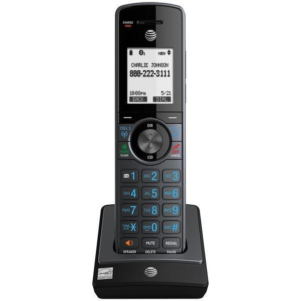 Connect-to-Cell(TM) Accessory Handset-Cordless Phones-JadeMoghul Inc.
