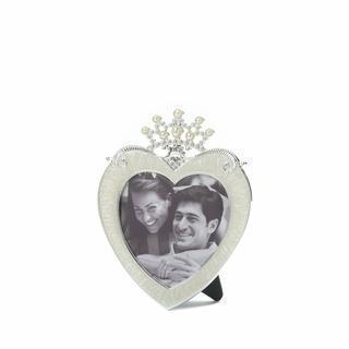 CROWN HEART FRAME 3x3-Seasonal Merchandise/Gifts-JadeMoghul Inc.