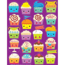 CUPCAKE SCENTED STICKERS-Learning Materials-JadeMoghul Inc.
