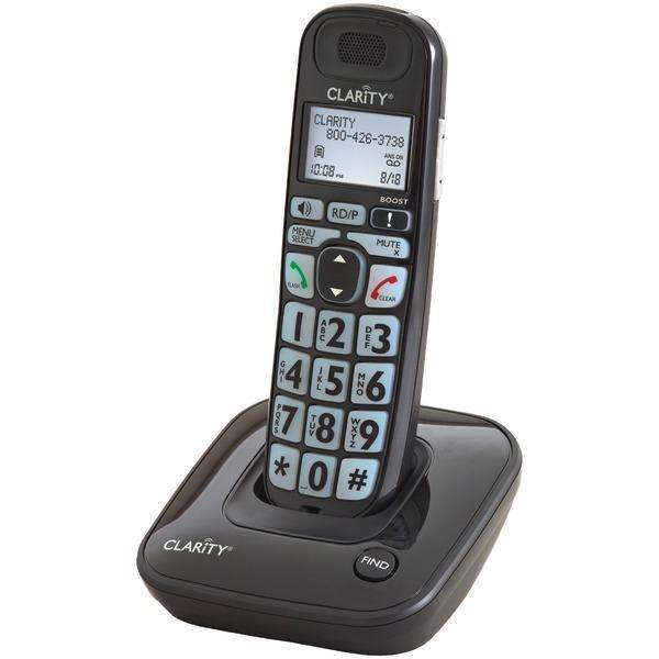 D703(TM) Amplified Cordless Phone-Special Needs Phones-JadeMoghul Inc.