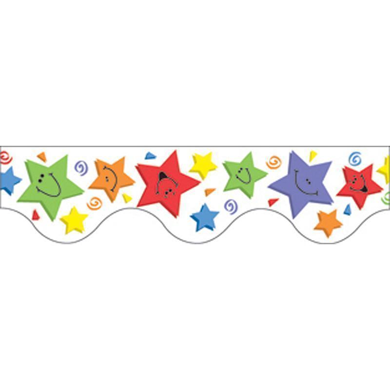 DECO TRIM STARS 37FT-Learning Materials-JadeMoghul Inc.