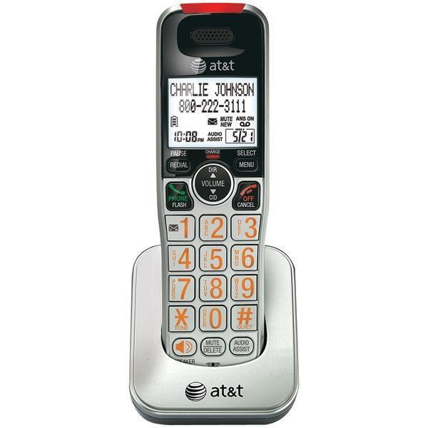 DECT 6.0 Accessory Handset with Caller ID/Call Waiting for CRL32102-Cordless Phones-JadeMoghul Inc.