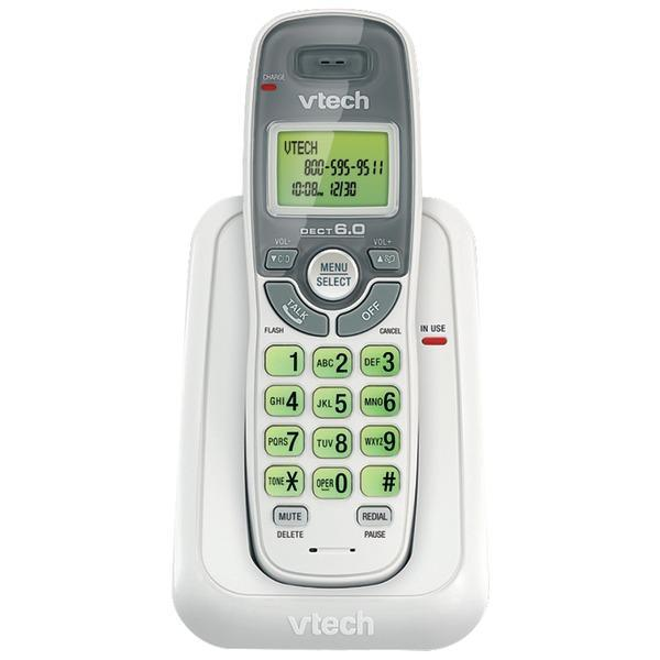 DECT 6.0 Cordless Phone System (without Digital Answering System)-Cordless Phones-JadeMoghul Inc.