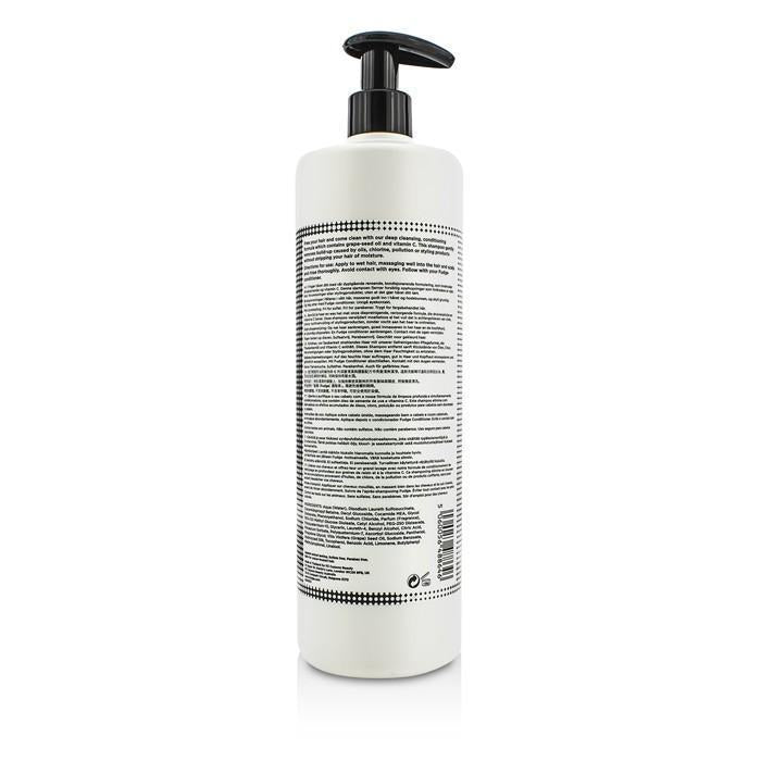 Detox Shampoo - Sulfate Free (Removes Product & Not Moisture) - 1000ml-33.8oz-Hair Care-JadeMoghul Inc.