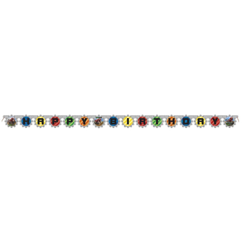 Dinotrux Jointed Birthday Banner-Toys-JadeMoghul Inc.
