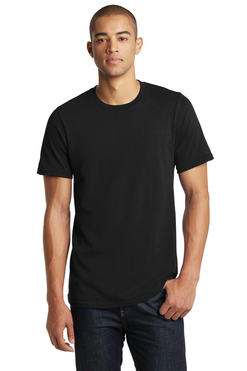 District Young Men's Bouncer Tee. DT7000-T-shirts-Black-4XL-JadeMoghul Inc.