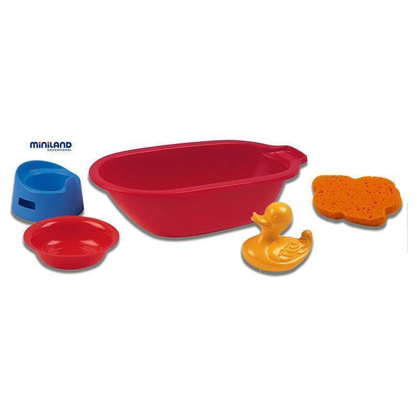 DOLL BATH TUB-Toys & Games-JadeMoghul Inc.