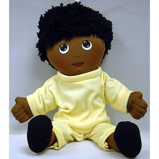 DOLLS BLACK BOY DOLL SWEAT SUIT-Toys & Games-JadeMoghul Inc.