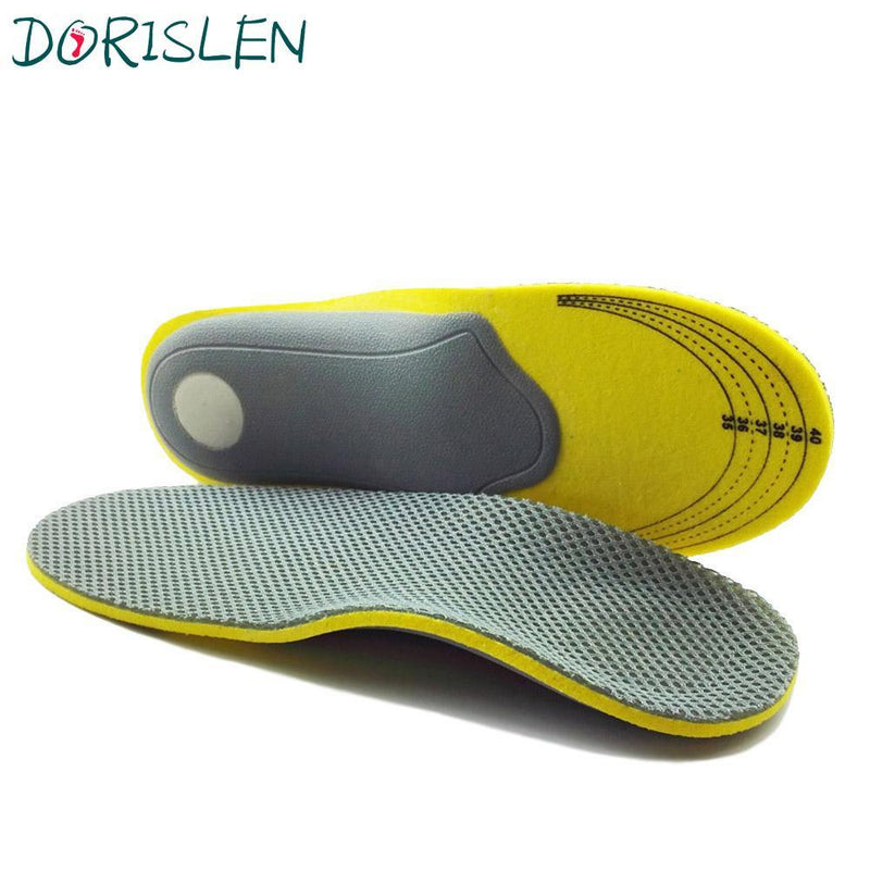 DORISLEN Orthotic Insole For Men Women Flat Feet Arch Support Orthopedic-As show-Men 285mm length-JadeMoghul Inc.