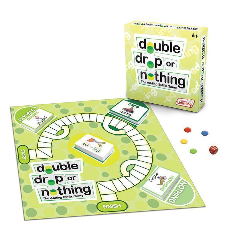 DOUBLE DROP OR NOTHING-Learning Materials-JadeMoghul Inc.