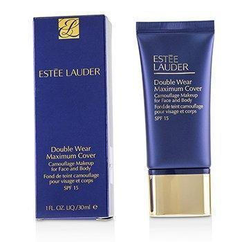 Double Wear Maximum Cover Camouflage Make Up (Face & Body) SPF15 -