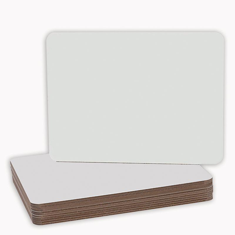 DRY ERASE BOARD 12/PK 9.5 X 12-Supplies-JadeMoghul Inc.