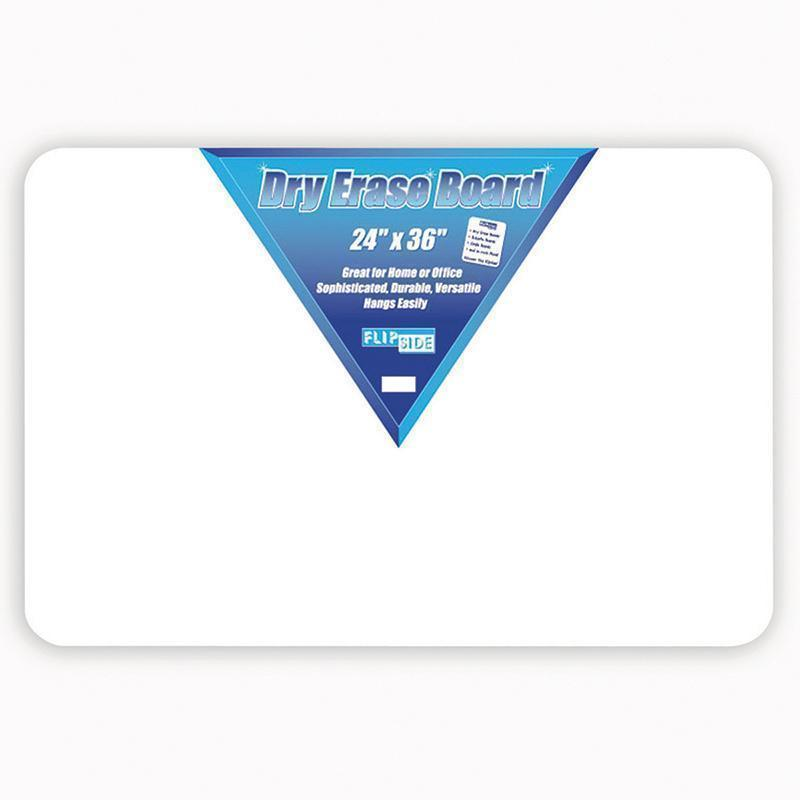 DRY ERASE BOARD 24 X 36-Supplies-JadeMoghul Inc.