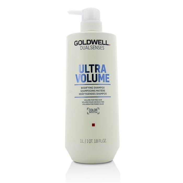 Dual Senses Ultra Volume Bodifying Shampoo (Volume For Fine Hair) - 1000ml-33.8oz-Hair Care-JadeMoghul Inc.