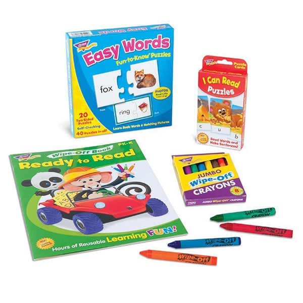 EARLY READING LEARNING FUN PACK-Learning Materials-JadeMoghul Inc.