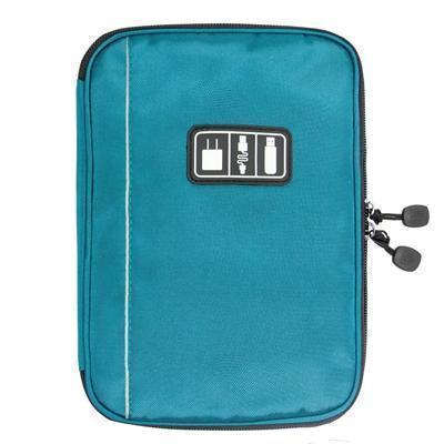 Electronic Accessories Bag / Travel Accessories Bag-light blue-China-JadeMoghul Inc.