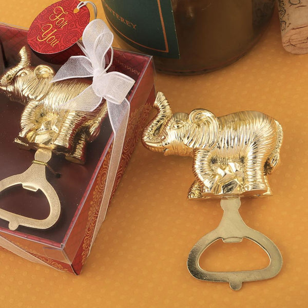 Elephant Bottle Opener-Personalized Coasters-JadeMoghul Inc.