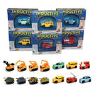 Enlighten Hot Sale 1 Piece Magic Toy Truck Inductive Car Magia Excavator Tank Construction Cars Truck Vehicles Toy Free Shipping-With Box-JadeMoghul Inc.