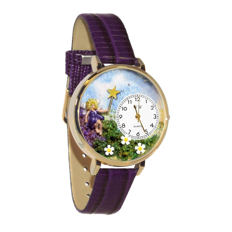 Fairy Watch in Gold (Large)-Watch-JadeMoghul Inc.
