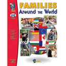 FAMILIES AROUND THE WORLD GR 4-6-Learning Materials-JadeMoghul Inc.