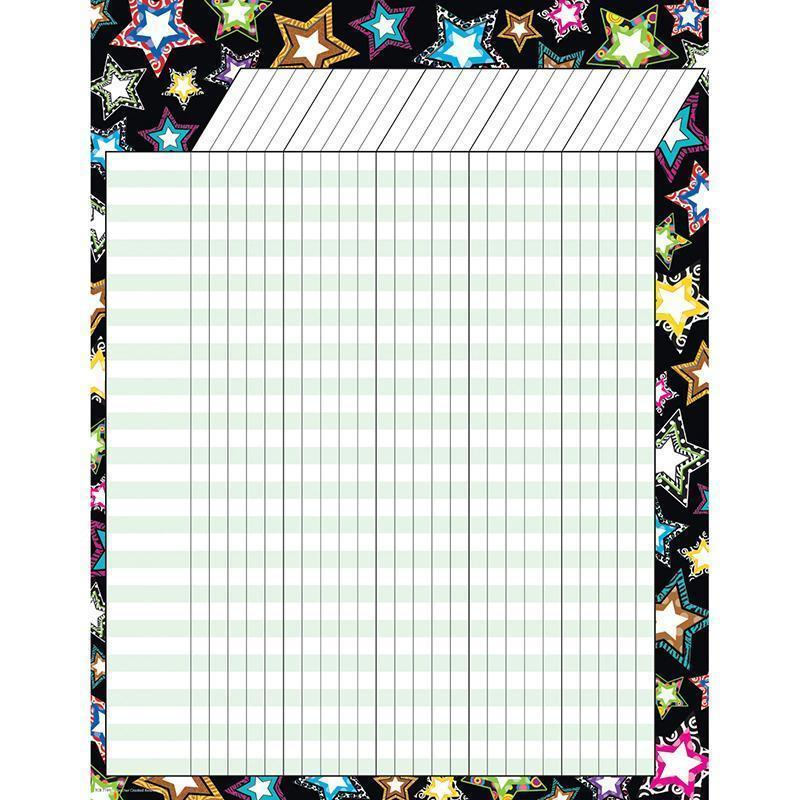 FANCY STARS INCENTIVE CHART-Learning Materials-JadeMoghul Inc.