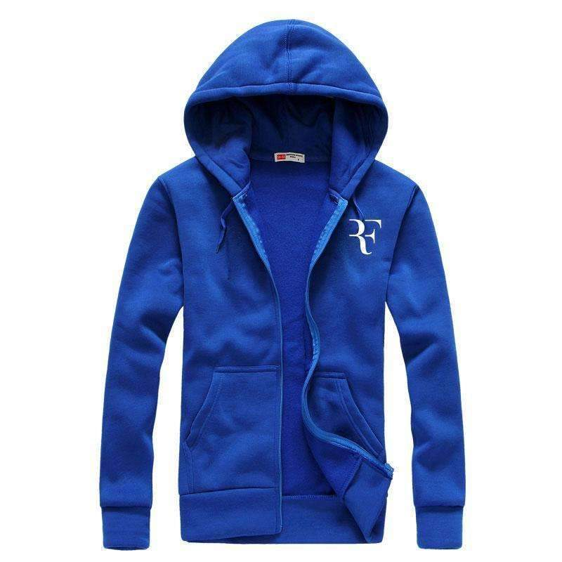 Fashion Print Hoodies - Men Casual Sweatshirts-blue-M-JadeMoghul Inc.