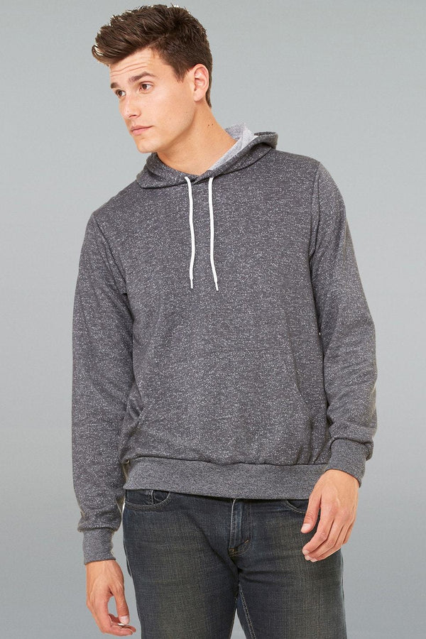 Fleece Pullover - Men-Men Long Sleeve Tops-XS-Digital Grey-JadeMoghul Inc.