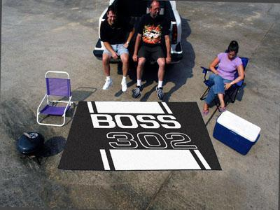 FORD Sports - Boss 302 Ulti-Mat 5'x8' - Black-Ulti-mat-JadeMoghul Inc.