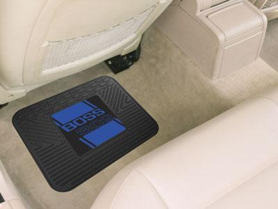 "FORD Sports - Boss 302 Utility Car Mat 14""x17"" - Blue-Utility Mat-JadeMoghul Inc."