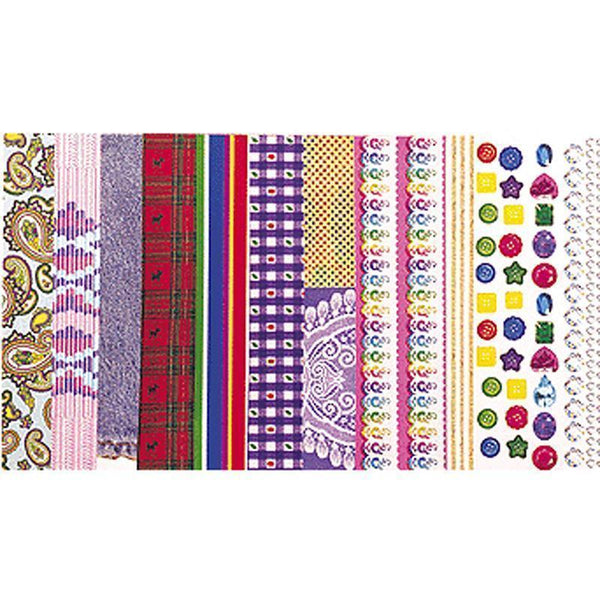 FUN FABRIC PAPER-Arts & Crafts-JadeMoghul Inc.