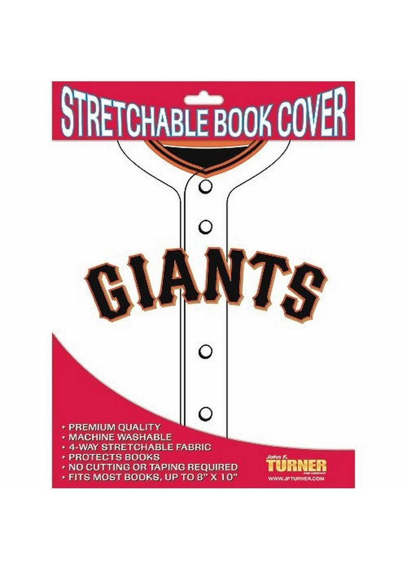 Game Buddy Book Cover - San Francisco Giants-Back to School Supplies-JadeMoghul Inc.