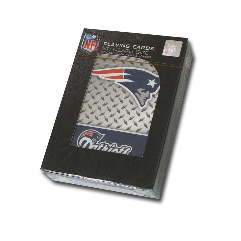 Games PSG Playing Cards NFL New England Patriots PRO SPECIALTIES GROUP INC
