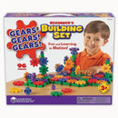 GEARS DELUXE BUILDING SET 100PCS-Learning Materials-JadeMoghul Inc.