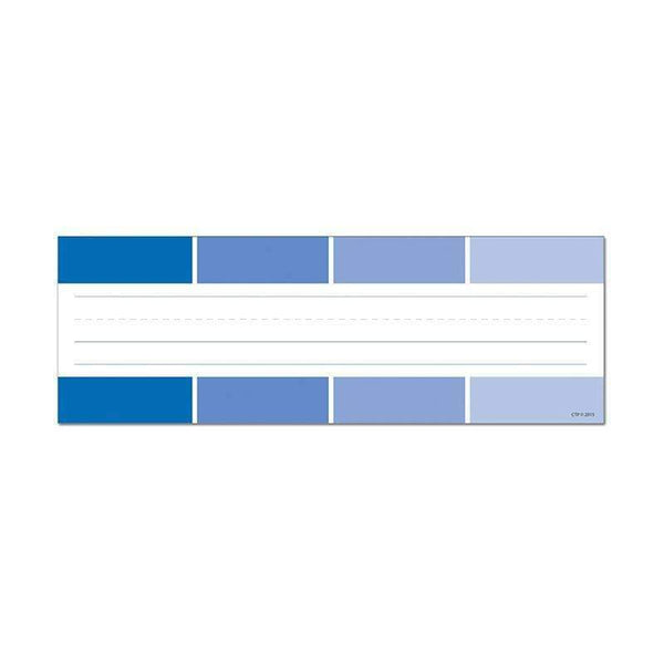 Blue Paint Chip Name Plates - Paint-General-JadeMoghul Inc.
