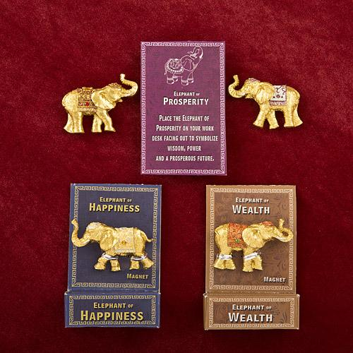Gifts By Fashioncraft, Lucky Elephant Key Magnets-Personalized Gifts for Men-JadeMoghul Inc.