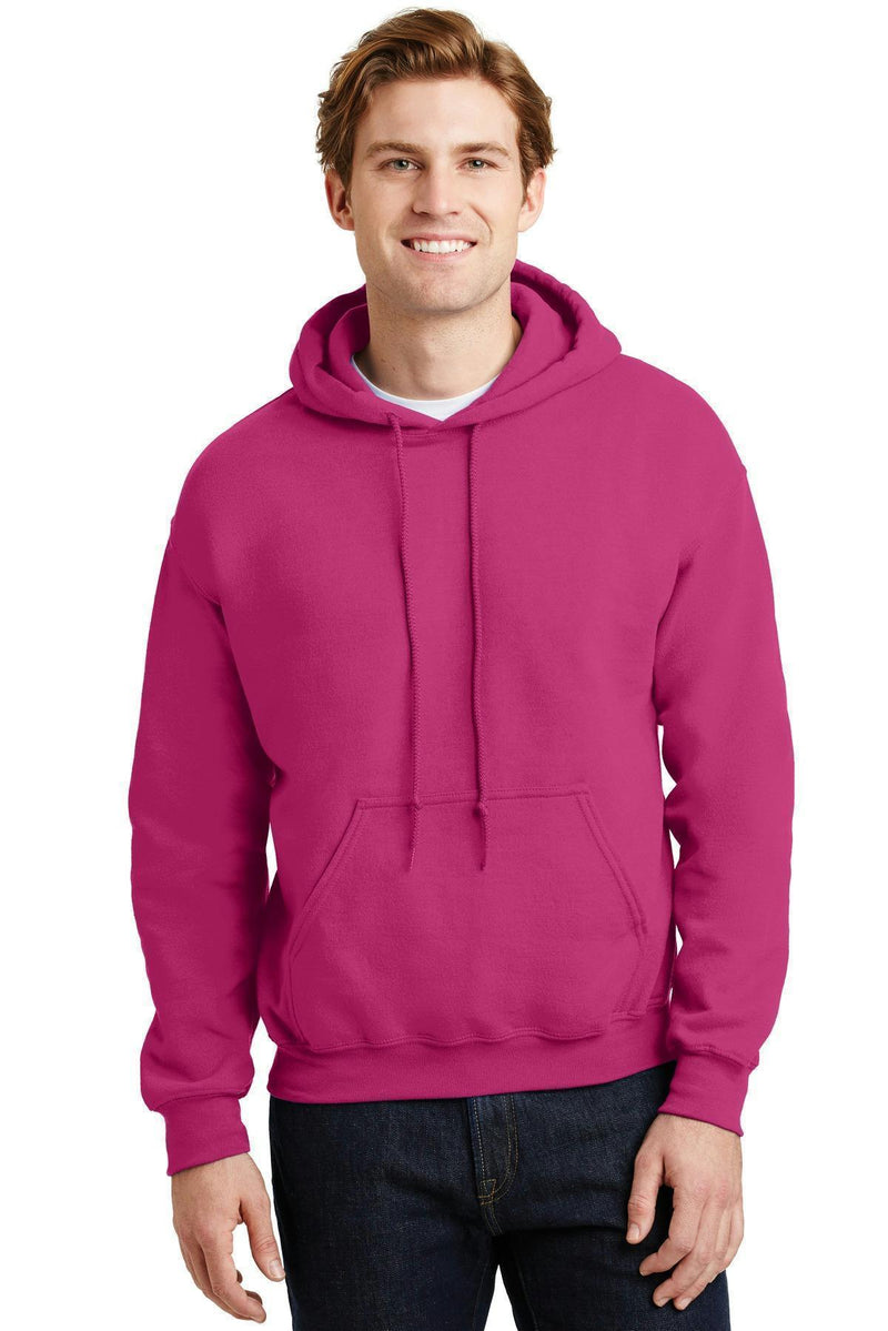 Gildan - Heavy Blend Hooded Sweatshirt. 18500-Sweatshirts/fleece-Heliconia-S-JadeMoghul Inc.
