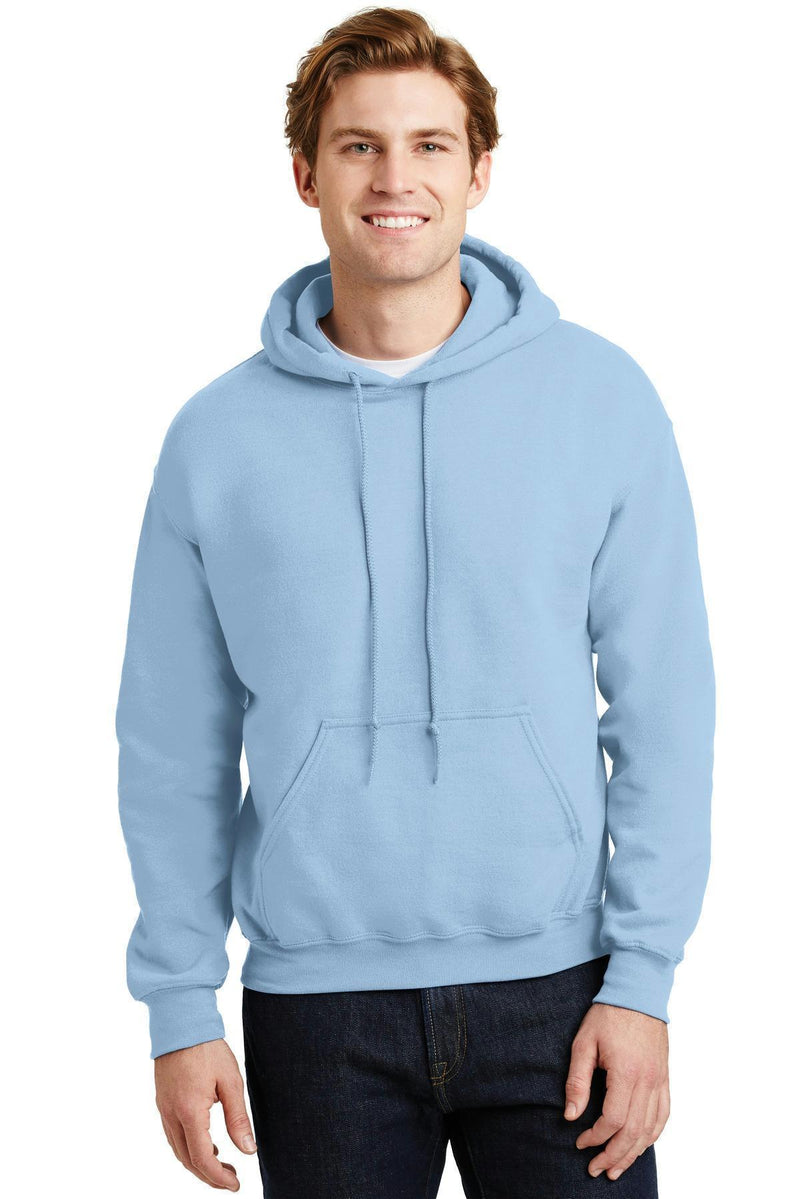 Gildan - Heavy Blend Hooded Sweatshirt. 18500-Sweatshirts/fleece-Light Blue-3XL-JadeMoghul Inc.