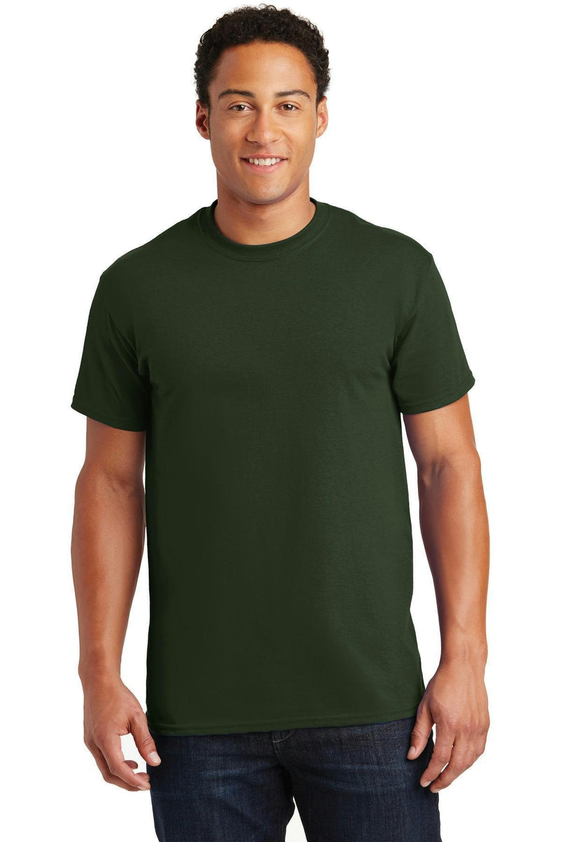 Gildan - Ultra Cotton 100% Cotton T-Shirt. 2000-T-shirts-Forest-M-JadeMoghul Inc.