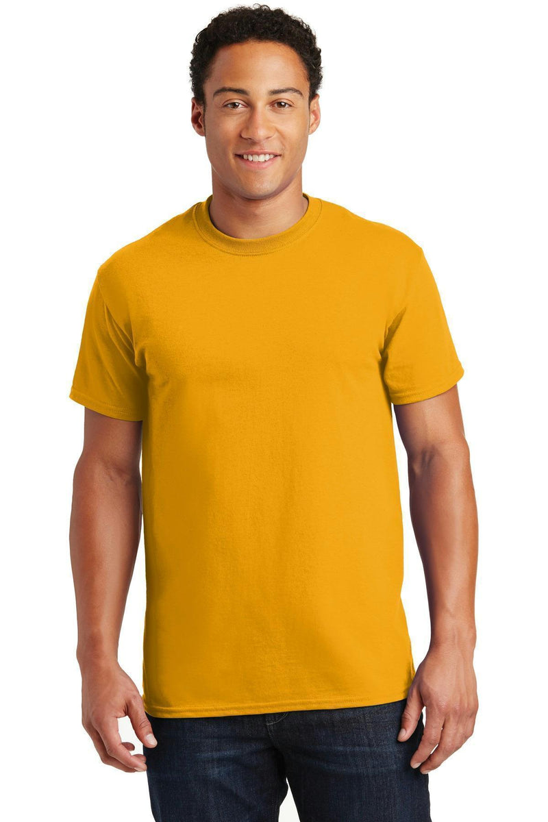 Gildan - Ultra Cotton 100% Cotton T-Shirt. 2000-T-shirts-Gold-XL-JadeMoghul Inc.