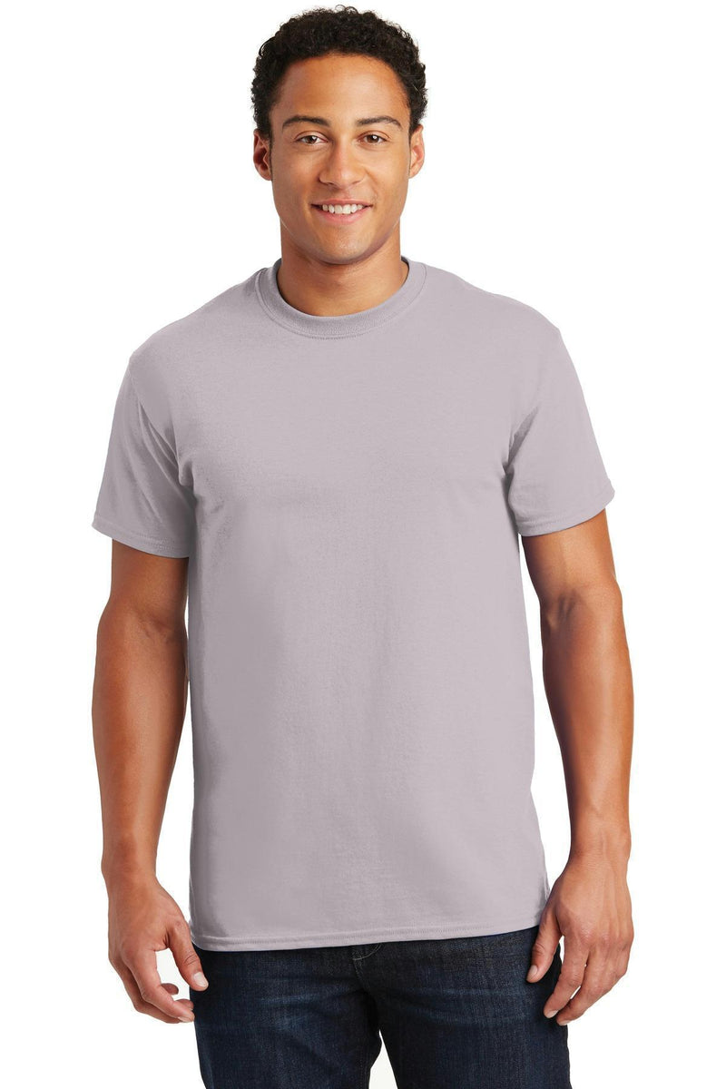 Gildan - Ultra Cotton 100% Cotton T-Shirt. 2000-T-shirts-Ice Grey-S-JadeMoghul Inc.