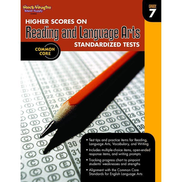 GR 7 HIGHER SCORES ON READING AND-Learning Materials-JadeMoghul Inc.