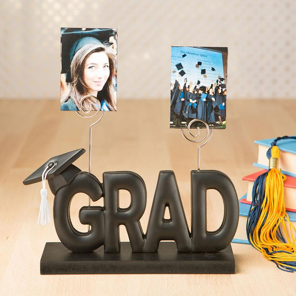 GRAD clip picture holder-Reception Stationery-JadeMoghul Inc.