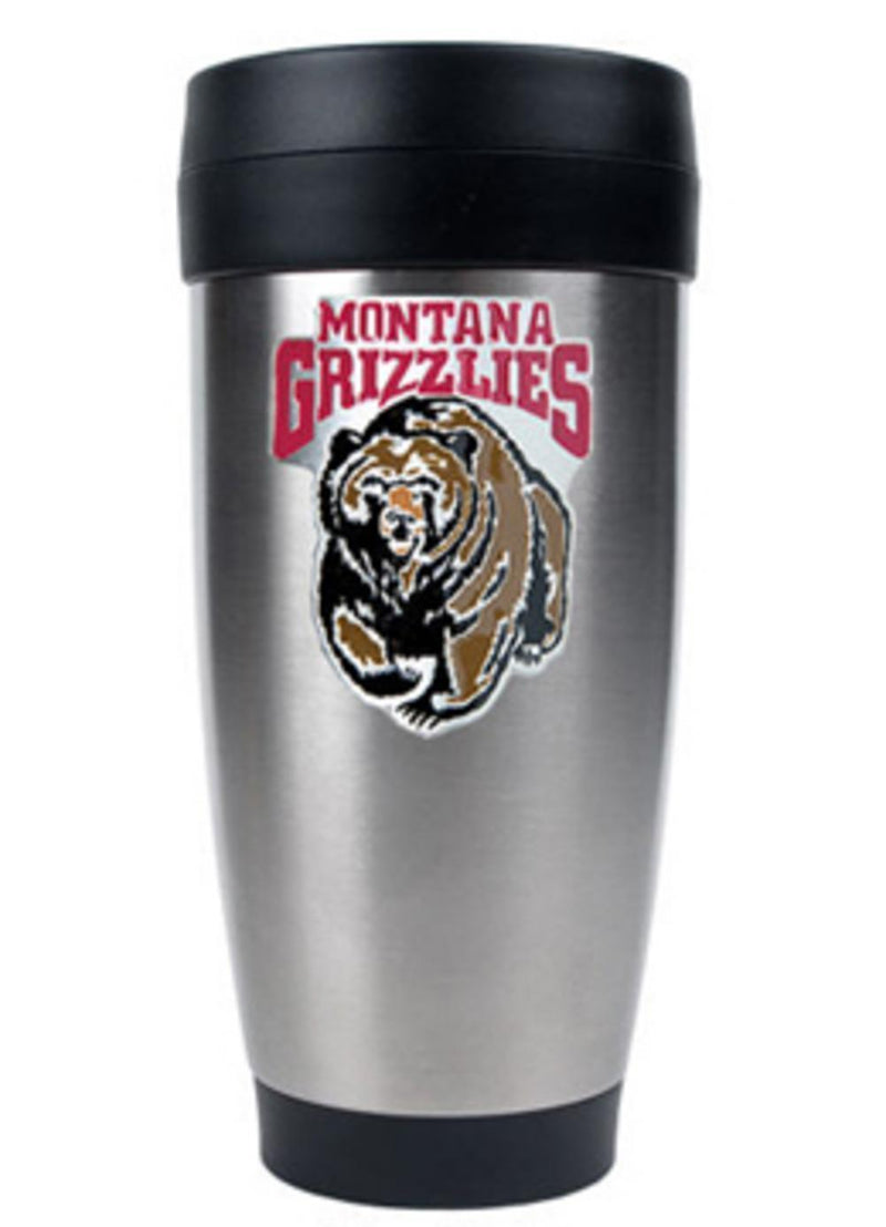 Great American Products Tumbler-Montana NCAA-Party Goods/Housewares-JadeMoghul Inc.