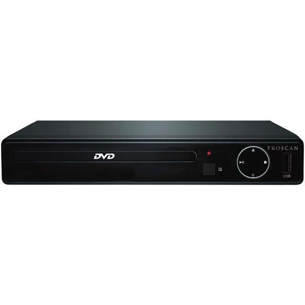 HDMI(R) 1080p Upconversion DVD Player with USB Port-Blu-ray & DVD Players-JadeMoghul Inc.