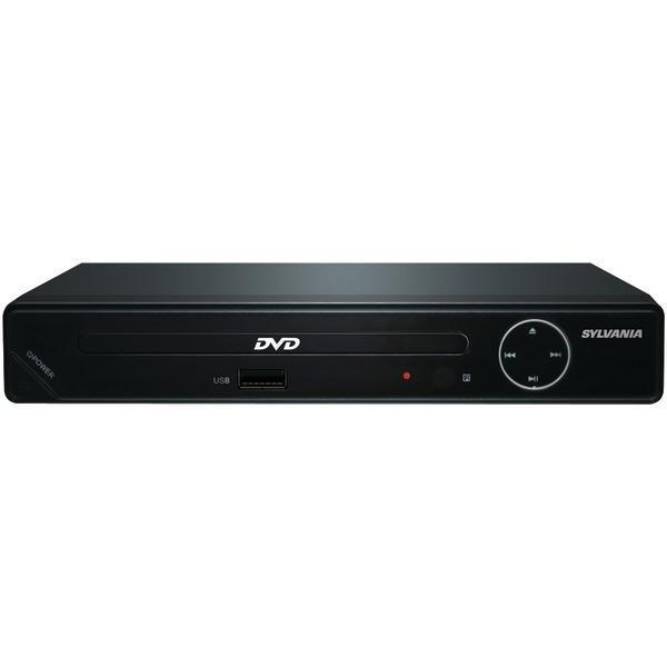 HDMI(R) DVD Player with USB Port for Digital Media Playback-Blu-ray & DVD Players-JadeMoghul Inc.