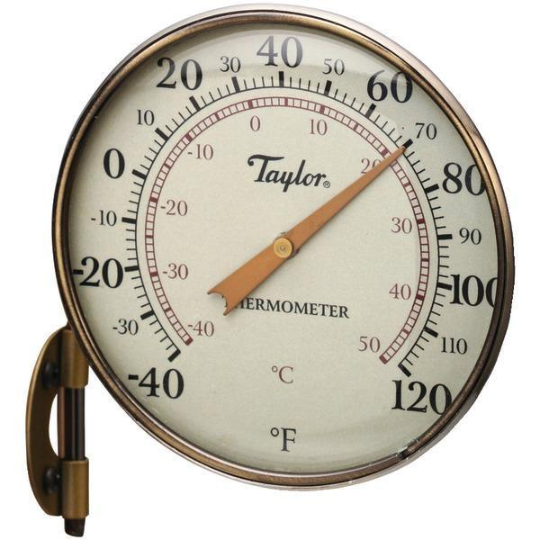 """CHEER UP DELIGHTFUL BEVERAGE THERMOMETER 12"""" ROUND GLASS DOME SIGN"""