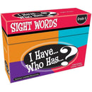I HAVE WHO HAS GR K SIGHT WORDS-Learning Materials-JadeMoghul Inc.